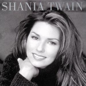 Shania Twain album cover