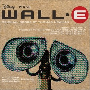Wall-E (Original Score) album cover