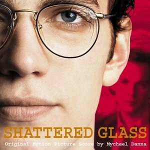 Shattered Glass (Original Motion Picture Score) album cover
