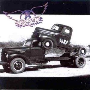 Pump album cover