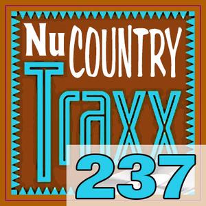 ERG Music: Nu Country Traxx, Vol. 237 (January 2019) album cover