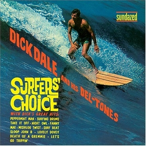 Surfer's Choice album cover