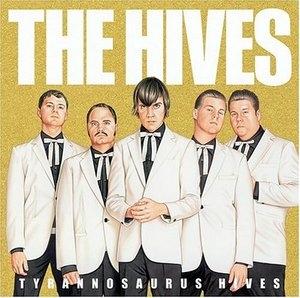 Tyrannosaurus Hives album cover