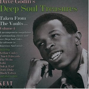 Dave Godin's Deep Soul Treasures: Taken From Our Vaults, Vol.4 album cover