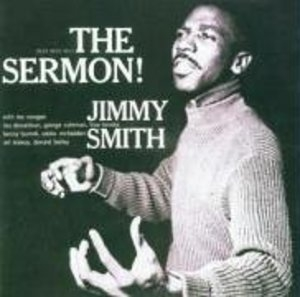 The Sermon! album cover