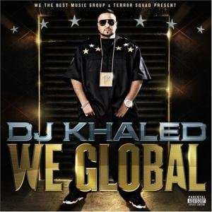 We Global album cover