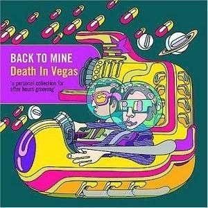 Back To Mine (Vol. 16) album cover