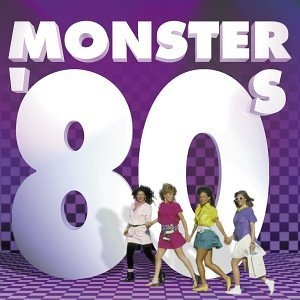 Monster '80s album cover