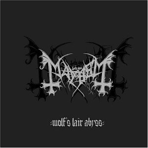 Wolf's Lair Abyss album cover