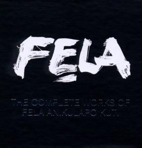 The Complete Works Of Fela Anikulapo Kuti album cover