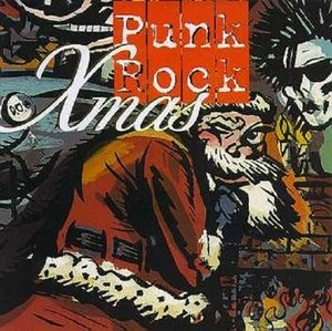 Punk Rock Xmas album cover