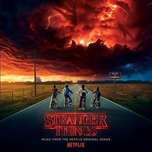 Stranger Things: Music From The Netflix ... album cover