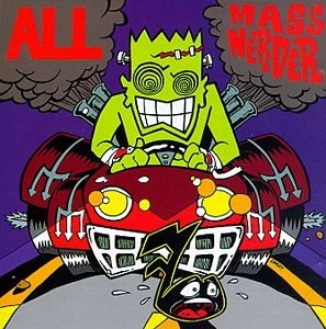 Mass Nerder album cover