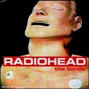 The Bends album cover