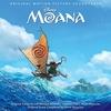 Moana (Original Motion Picture Soundtrack) album cover