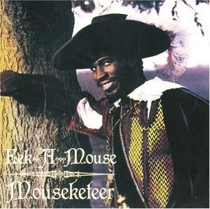 Mouseketeer album cover