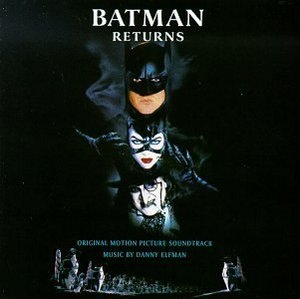 Batman Returns (Original Motion Picture Soundtrack) album cover