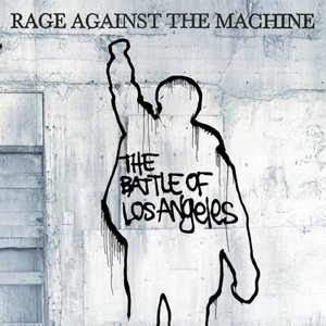 The Battle Of Los Angeles album cover