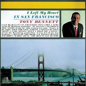 I Left My Heart In San Francisco album cover