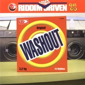 Riddim Driven: Washout album cover