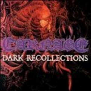 Dark Recollections album cover