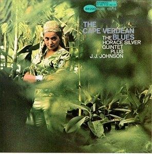The Cape Verdean Blues album cover