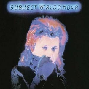 Subject...Aldo Nova album cover