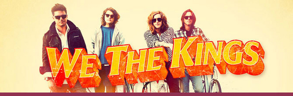 We The Kings image