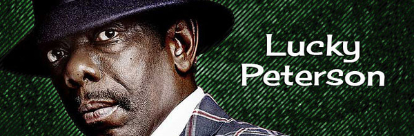 Lucky Peterson featured image