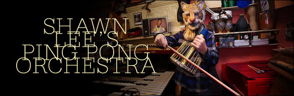 Shawn Lee's Ping Pong Orchestra featured image