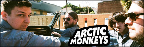 Arctic Monkeys featured image