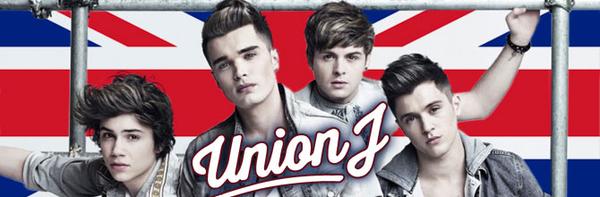 Union J image
