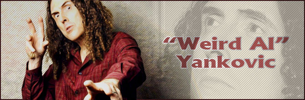 'Weird Al' Yankovic image