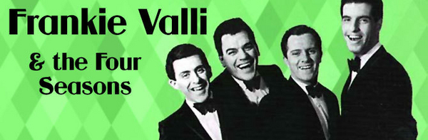Frankie Valli & The 4 Seasons featured image