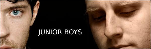 Junior Boys image