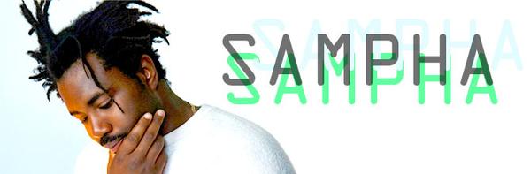 Sampha image