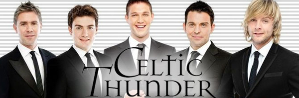 Celtic Thunder image