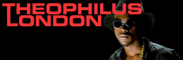 Theophilus London image
