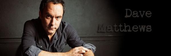 Dave Matthews featured image