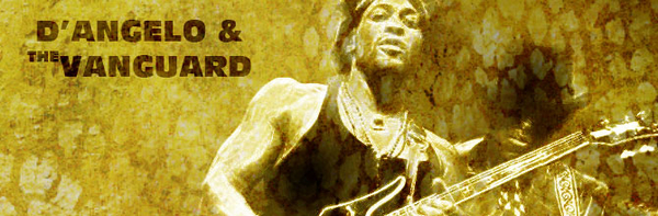 D'Angelo And The Vanguard image