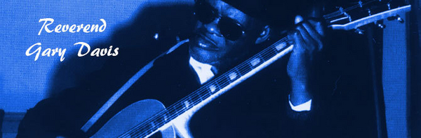 Reverend Gary Davis featured image