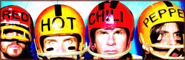 Red Hot Chili Peppers featured image