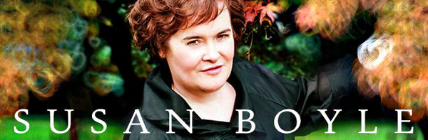Susan Boyle featured image