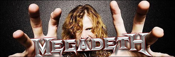 Megadeth featured image