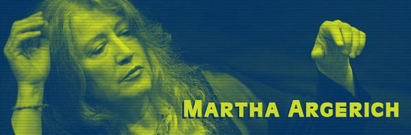 Martha Argerich image