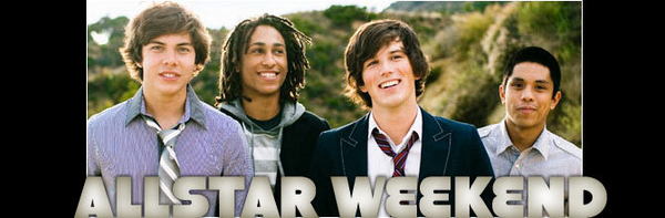Allstar Weekend featured image