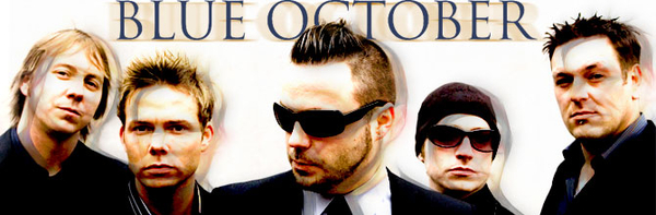 Blue October image