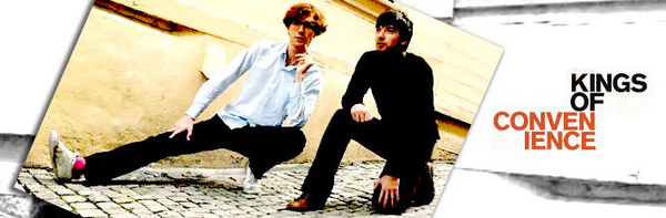 The Kings Of Convenience featured image