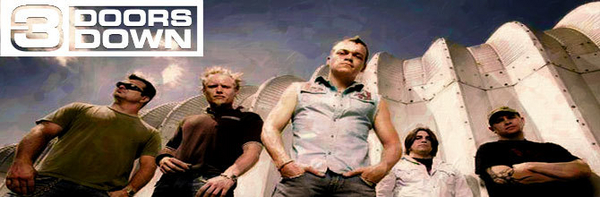 3 Doors Down featured image