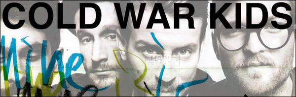 Cold War Kids featured image
